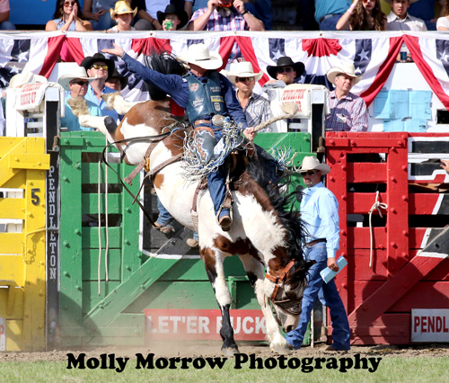 2015 Pendleton Round-Up