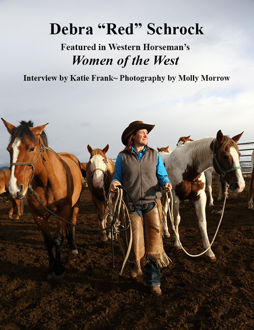 Western Horseman magazine, October 2015
